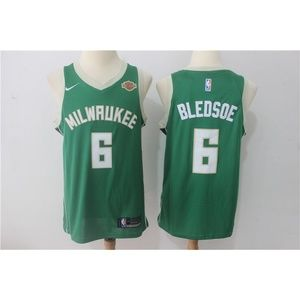 Milwaukee Bucks Eric Bledsoe Jersey